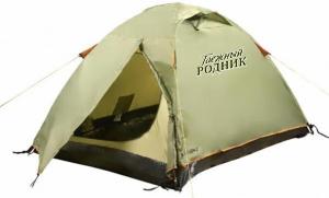нанесение логотипа на палатку