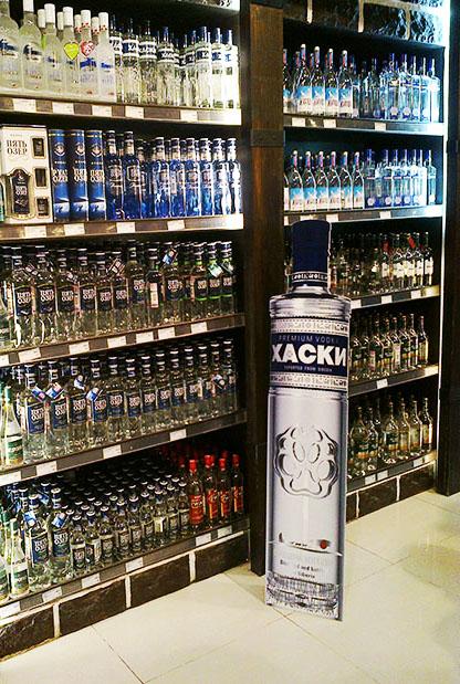 posm в алкогольной продукции