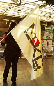 производство и печать флагов