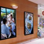indoor реклама